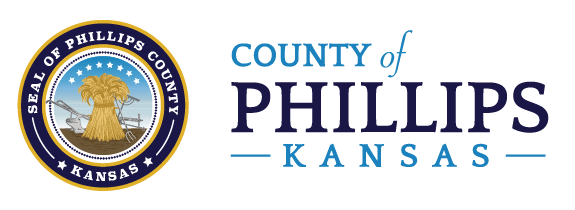 Phillips County Kansas logo